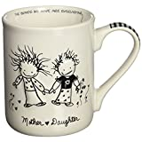 Children of the Inner Light 62011 CHOIL Mug Daughter to Mom, Black and White