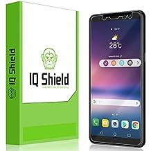 Samsung Galaxy A8 Screen Protector, IQ Shield LiQuidSkin Full Coverage Screen Protector for Samsung Galaxy A8 (2018) HD Clear Anti-Bubble Film