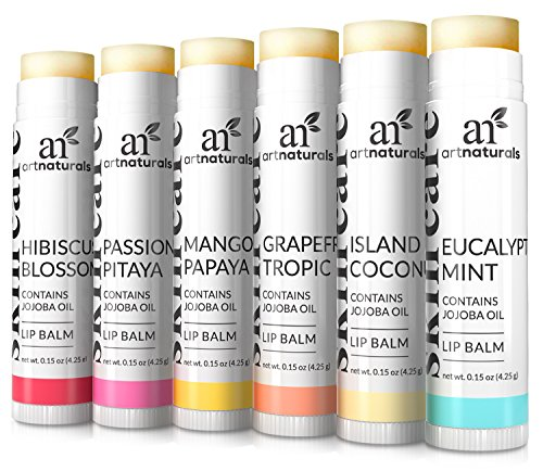 All Natural Lip Balm - 2
