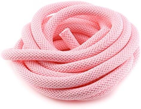 PARACORDE – Cuerda Escalada 10 mm rosa x1 m: Amazon.es: Hogar