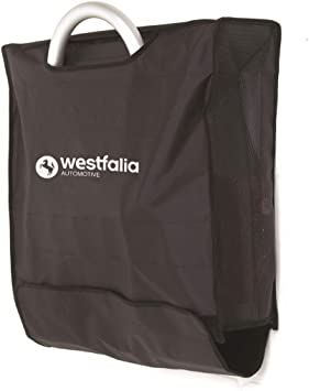 Westfalia Transport Bag for bikelander Black for Easy Storage of Bicycle Carrier bikelander Classic and BC 60 Cycle Carriers