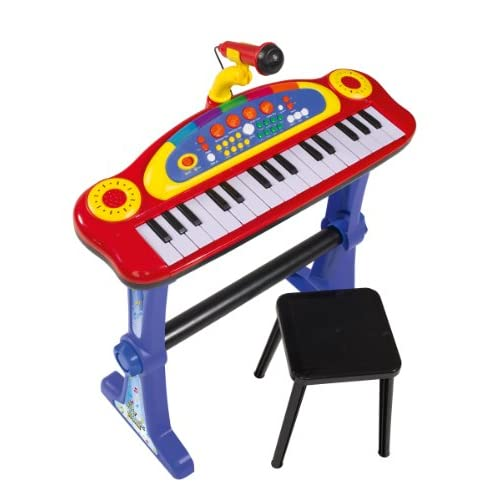 Jouet - My Music World - Debout clavier