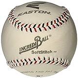 Ragballs A122305T Incrediball Polyester Baseball, Foam Core, 9'' Size, White