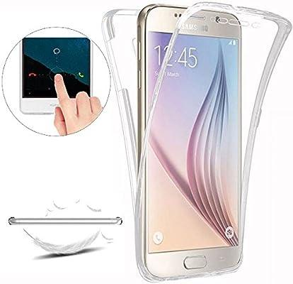 Funda para Samsung Galaxy S6 Edge Plus [Nueva Versión] [Cover 360 ...