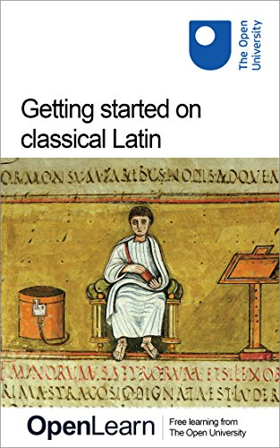Getting started on classical Latin