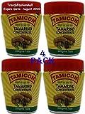 Tamicon Tamarind Paste 100% Natural 7 oz - 4Pack
