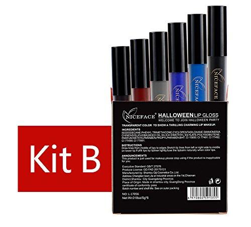 Different Lipstick - 6