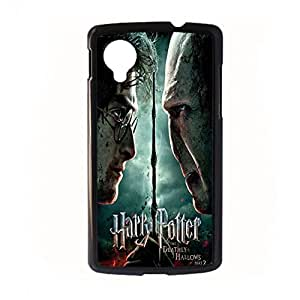 Generic Smart Design Back Phone Case For Girls For Nexus 5 With Harry Potter Choose Design 5