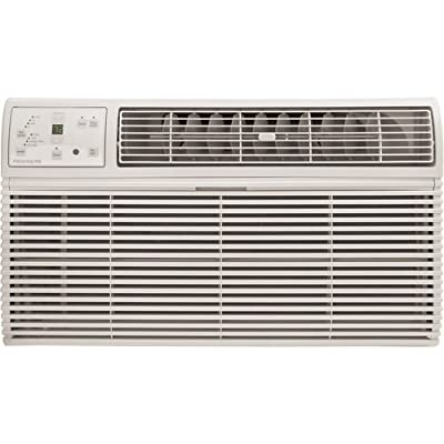 Frigidaire FRA10EHT2 10,000 BTU Through-the-Wall Air Conditioner with 10,600 BTU Heat and 3 Fan Speed,
