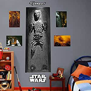 Fathead Han Solo In Carbonite Star Wars Real Big Wall Decals