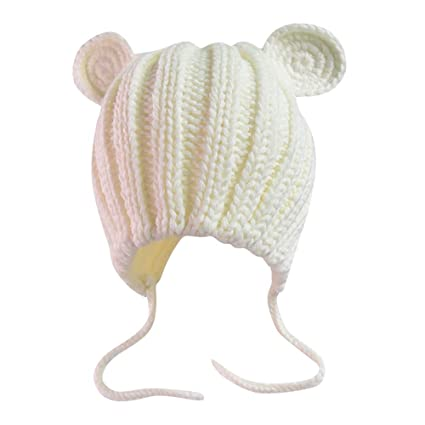 0fb8a39bf8d Image Unavailable. Image not available for. Color  Newborn Cute Cartoon  Winter Warm Hat