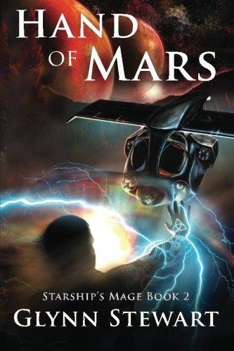 Hand Mars Starships Mage 2