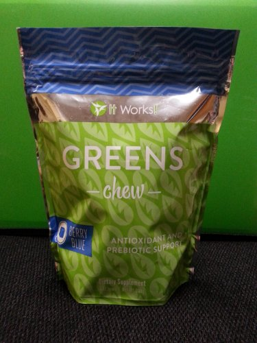 It Works Green Chews