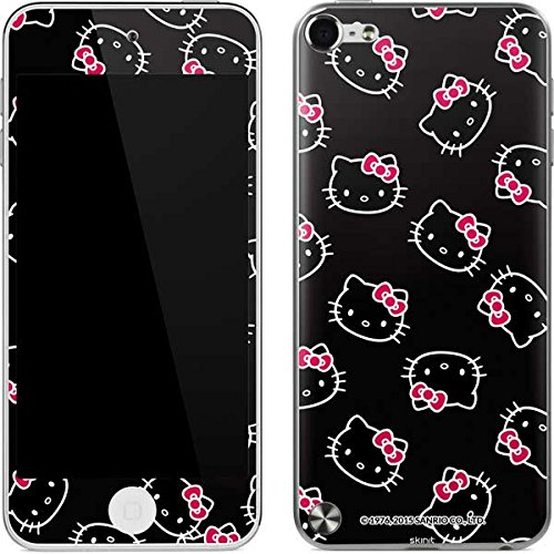 Hello Kitty iPod Touch (5th Gen&2012) Skin - Hello Kitty Pattern Vinyl Decal Skin For Your iPod Touch (5th Gen&2012) by Skinit