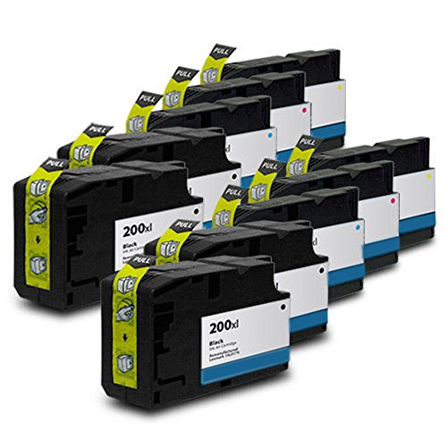 Febe Remanufactured Ink Cartridge Replacement 10 pack for...