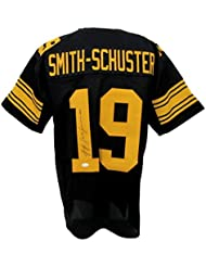 Juju Smith-Schuster Steelers Autographed/Signed Color Rush Jersey XL JSA 135397
