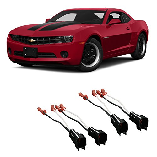 Harness Camaro - Fits Chevy Camaro 2010-2014 Factory Speaker Replacement Connector Harness Package