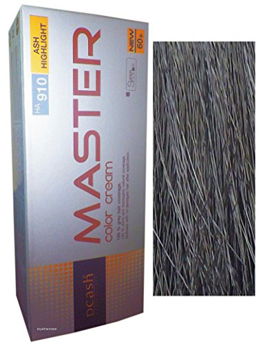 Dcash Haarfarbe Haar Haare Haarfarbe Intensivtönung Ash Grau HA910