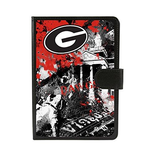 NCAA Georgia Bulldogs Paulson Designs Folio Case for iPad Mini, Black (Georgia Bulldog Tablet Cover compare prices)