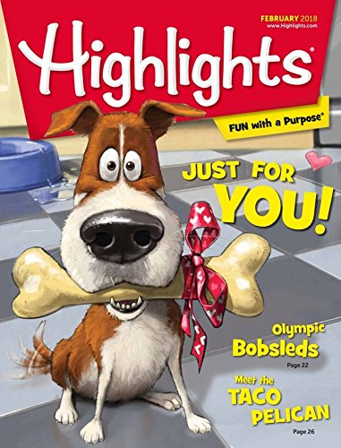 Magazines : Highlights For Children