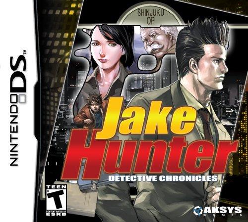 Jake Hunter: Detective Chronicles - Nintendo DS (Jake Hunter Detective Story Memories Of The Past)