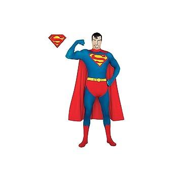 Rubbies - Disfraz de Superman para hombre, talla M (UK 38-40 ...