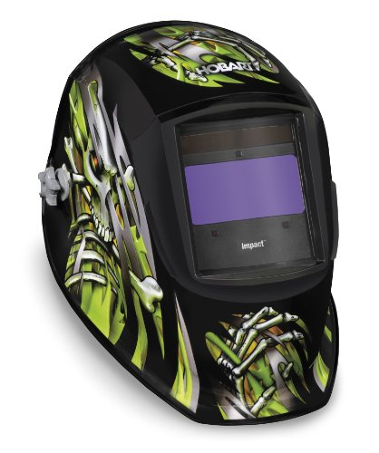Hobart 770751 Impact Bonehead2 Variable Auto-Dark Helmet by Hobart (Image #1)