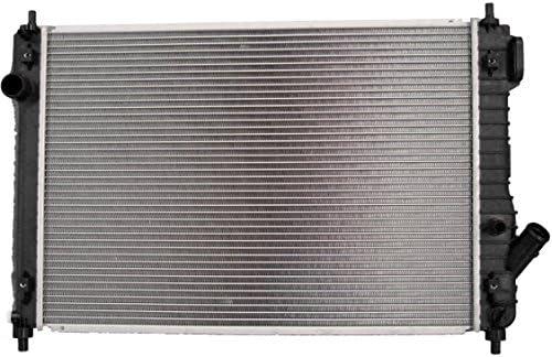 Radiators Automotive For 2009-2013 Chevy Aveo 2009-2011 Aveo 5 ...