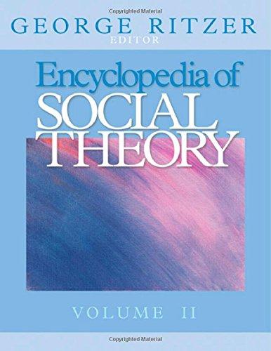 Encyclopedia of Social Theory (Two Volume Set)