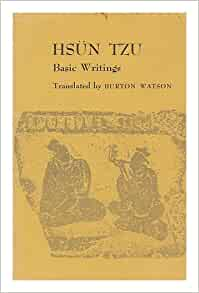 hsun tzu basic writings Hsun tzu, author of xun zi: basic writings, on librarything.