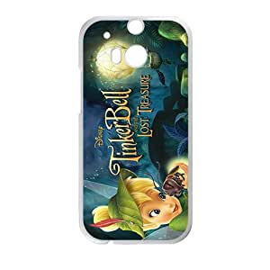 Tinkerbell Case Cover For HTC M8 Case
