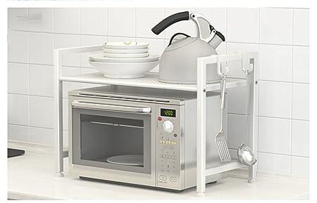 Hyun veces cocina microondas horno de suelo accesorio de accesorio ...