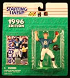 : MARK BRUNELL / JACKSONVILLE JAGUARS 1996 NFL Starting Lineup Action Figure & Exclusive NFL Collector Trading Card