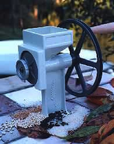 Amazoncom Country Living Grain Mill with Large Corn Bean Auger