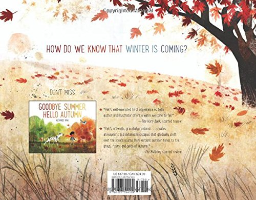 Amazon.com: Goodbye Autumn, Hello Winter (9781627794169): Kenard Pak: Books