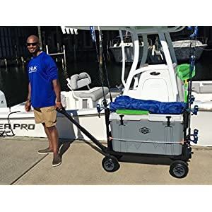 Pier Fishing Cart