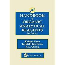 CRC Handbook of Organic Analytical Reagents