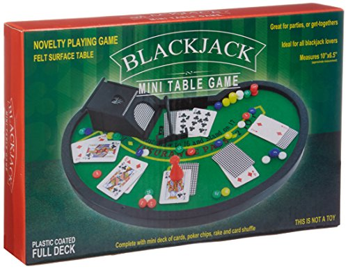 Blackjack Mini Table Game