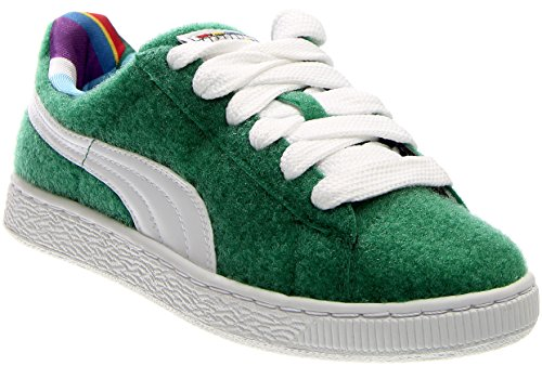 Dee Sneakers Puma X amp; Basket White Ricky CR Green Verdant wpROAEq