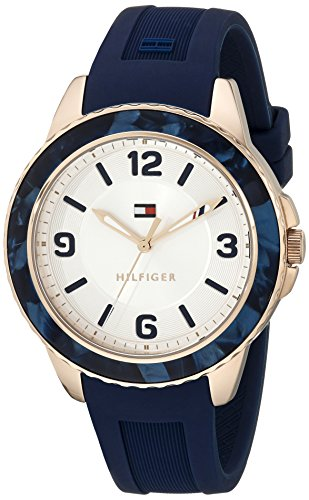 Tommy Hilfiger Women's 1781539 Everyday Sport Rose Gold-Tone - Tommy Hilfiger Watches Women