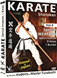 Shotokan Karate Vol.4 - Special Weapons Ippon Kumite & 8 Katas + Bunkai
