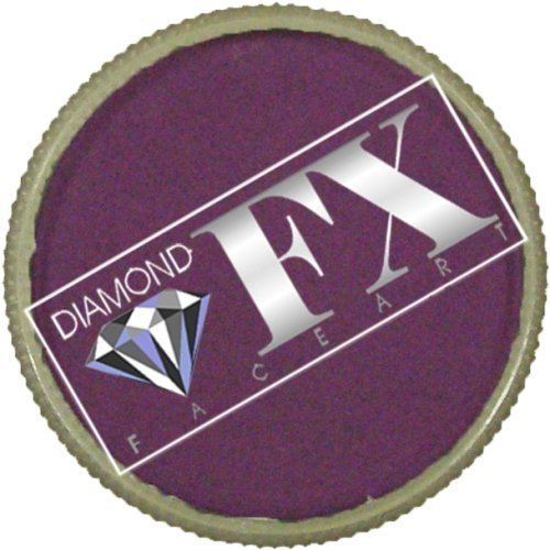 Diamond FX Essential Face Paint - Purple (30 gm) -