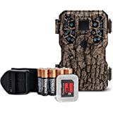 By-Stealth Cam Wild Trail Camera, 8mp Combo Wireless Hunting Trail Game Camera