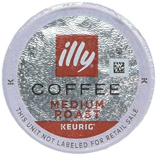 illy® K-Cup® Pods 3 Boxes of 10 K-cups (Medium Roast) (Ally Coffee)