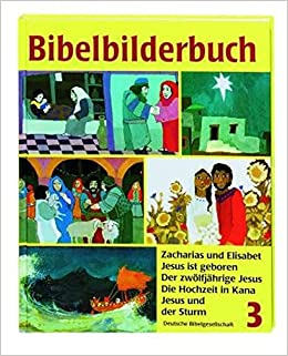 Bibelbilderbuch 5 Bde Bd 3 Zacharias Und Elisabet Kees De