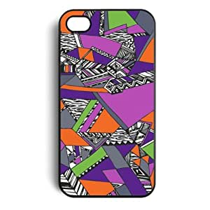 Colors Snap On Case Cover for Apple iPhone 4 iPhone 4s
