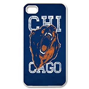 Sexyass Awesome Chicago IPhone 4/4s Case, [White]