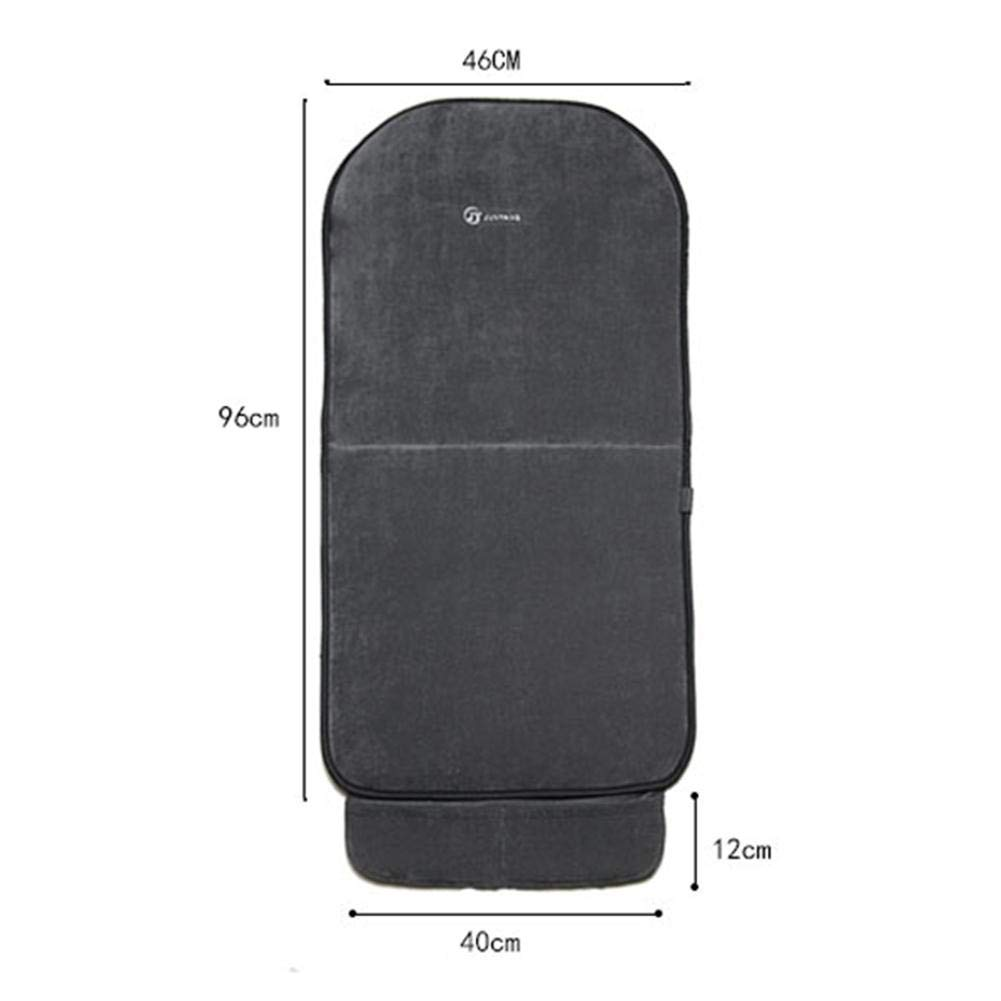 friendly Car Heat Seat Cushions Cover Pad Heated Pad Cushion Universal Fit for Auto Supplies Home Office Chair to Relieve Fatigue and Warmth Body eco juanblue Heated Seat Cushion Winter Warmer