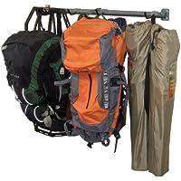 Monkey Bars Camping Gear Rack