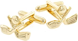 product image for JJ Weston Golf Cufflinks. Made in The USA.